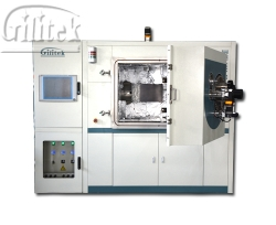 Ion Beam Source Sputtering Coating Machine (Vertical)
